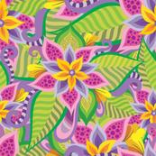 CheshireLand - Floral
