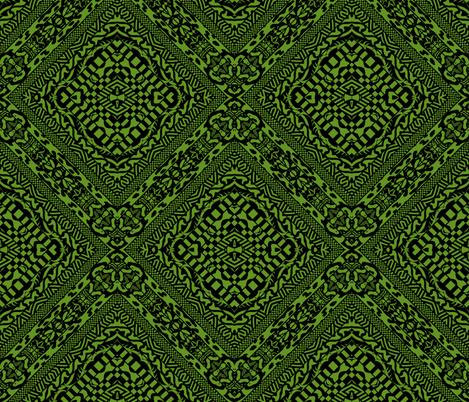 Diamonds In The Rough green