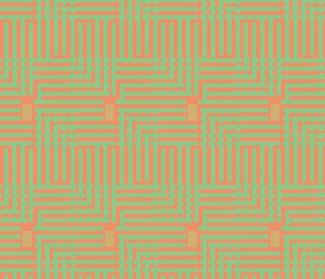 grid cora turquoise