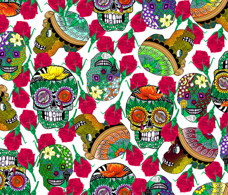 Calaveras_Design_on_white