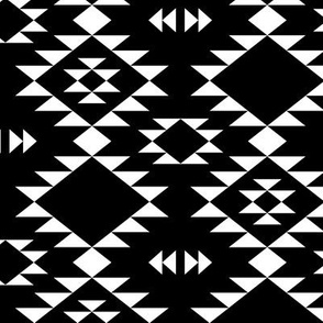 Navajo - Black & White
