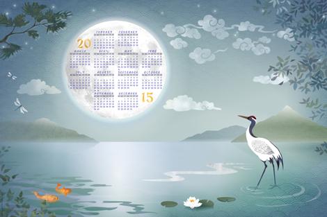 Love, Luck & Happiness Calendar