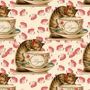 Tea Time for Tiger