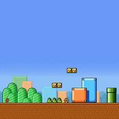 Mario 3 Allstars Horizontal