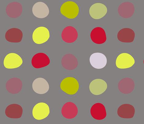 Dot comic urban grey