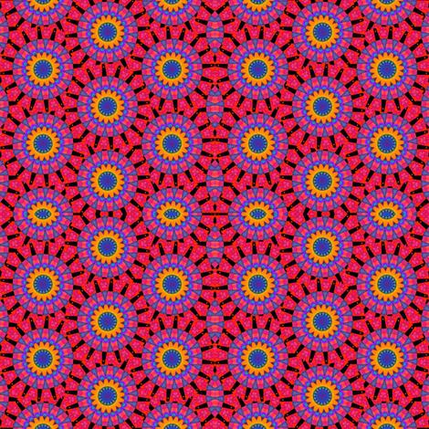 Modern Lotus 1, Mini-pattern