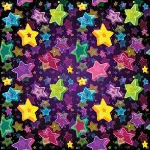 3D Party Stars