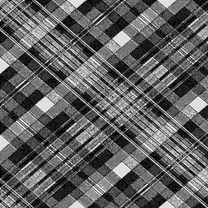 SILENT SCREEN PLAID