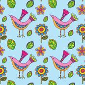 Chirp chirp bird