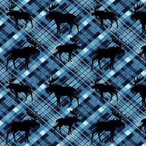 NORTHERN MOOSE PLAID