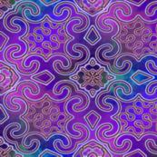 Dover Creative Haven Geometric in Plasma