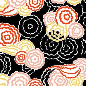 Delaunay Flowers 1b