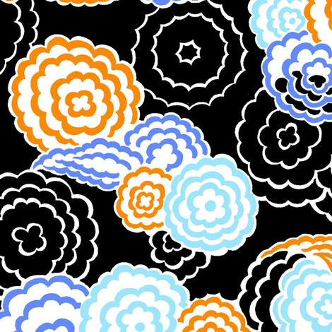 Delaunay Flowers 1c