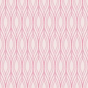 VINTAGE BACKGROUND OGEE pink