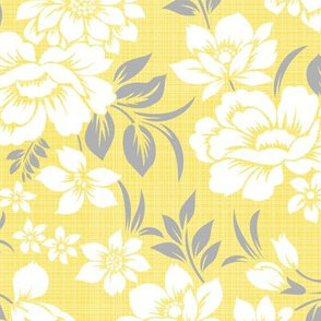 Yellow-Gray_Floral_12in