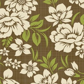 Brown-Cream_Floral_12in