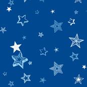 Stars and stars-dark