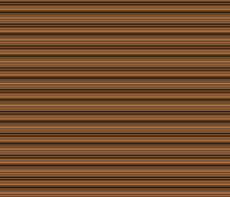 Bronze Tone Stripe Small