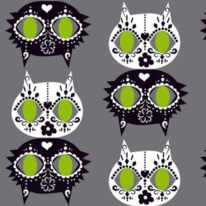 Día de Muer-cat