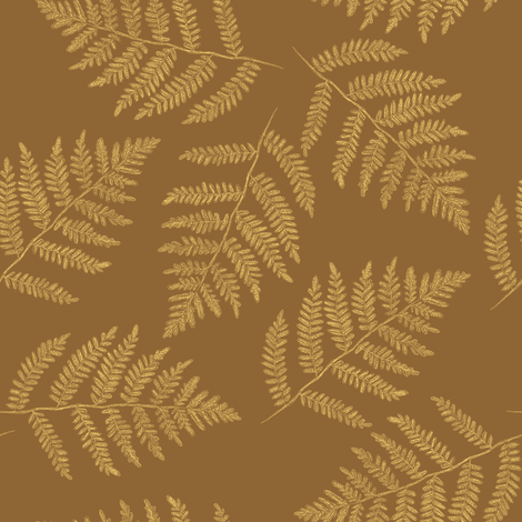October ferns
