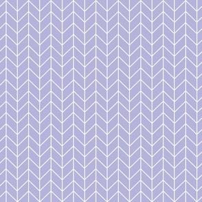 chevron lavender