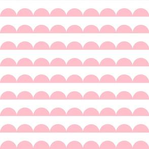 pink scallop