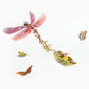 Jenoiserie_Dragonfly_Rickshaw