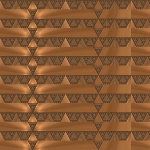 Bronze Triangles and Stripes