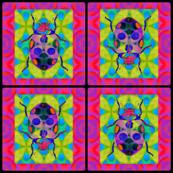 Beetle Mania collage