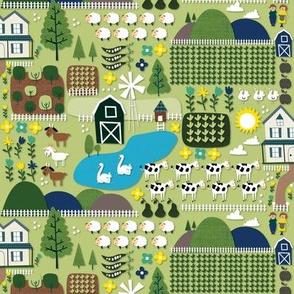Farm for fairygoatmother