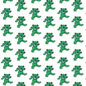 Dancing bear True Green