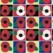PATCHWORK POPPIES