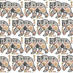 Woodland Navajo Bear