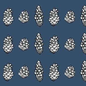 blue pine - elvelyckan