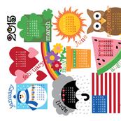 2015 USA Holiday