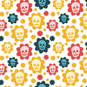 FlowerSugarSkulls