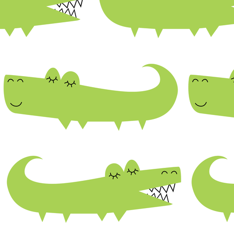 Snappy crocodiles
