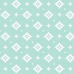 arizona mint linen