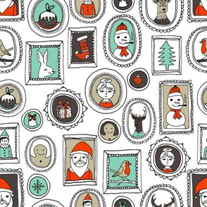 christmas portraits // cute christmas fabric cute holiday xmas cute holiday christmas