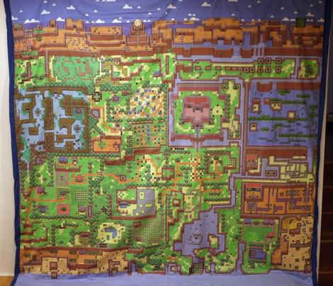 Link's Awakening Water