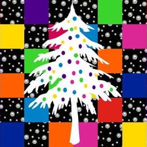 Checkerboard Holiday 4