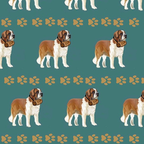 saint_bernard_with_barrel_for_fabric