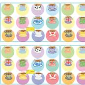 kit-Tea towel calendar