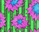 Crazy_sunflowers_starburst_stripe_pink_72_thumb