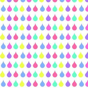 Raindrops - carousel