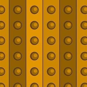 Small Dalekanium Dark-Gold