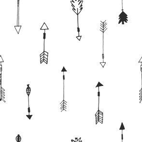 Monochrome Arrows