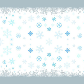 Snowflakes version 2