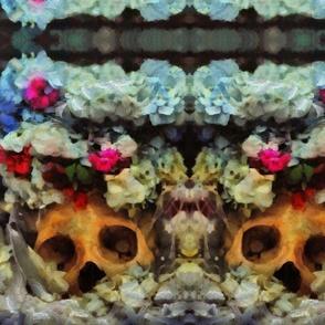 skull_with_tulle_still_life