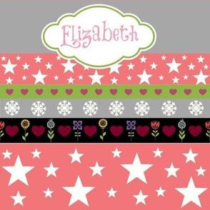 Holiday Star - pink lemonaid-personalized